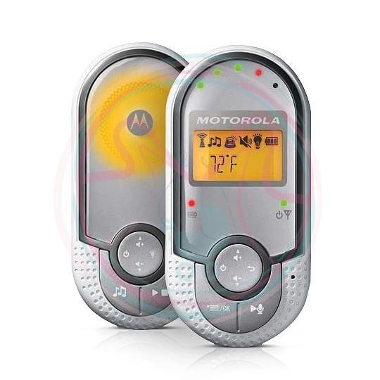 Радионяня Motorola MBP16 - 1 неделя