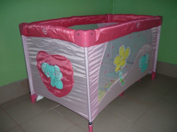 Манеж-кровать babe planete trevel