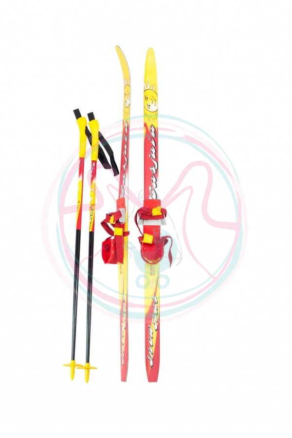 Комплект детских лыж