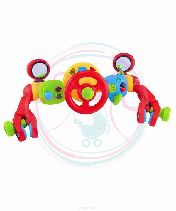 Развивающая игрушка руль ELC