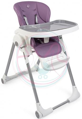 Трон для кормления Happy Baby Paul Purple