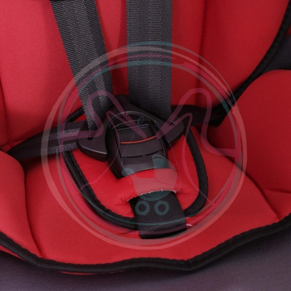 Автокресло Babyton Nils Red 9-36 кг